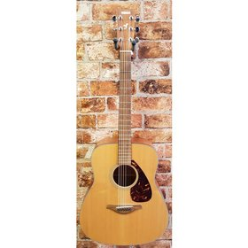 Yamaha Yamaha FG700MS Acoustic Guitar