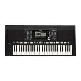 Yamaha PSR S975 Arranger Keyboard
