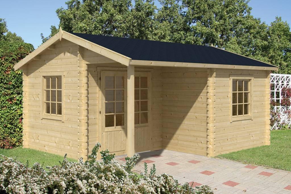 Abri de jardin johan constructions en bois for Abri de jardin 34mm