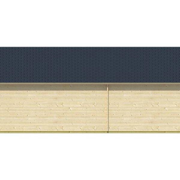 Chalet   70mm  BIG BEN 4x9,3m