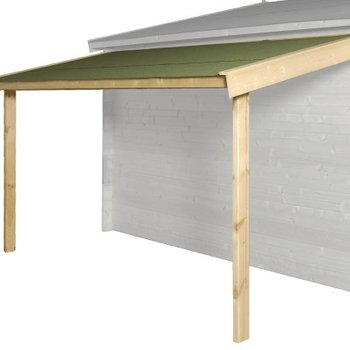Bucher 194x140cm en bois
