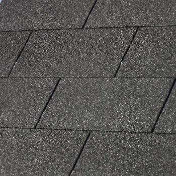 Bardeaux toiture 'shingles' droits par 3m2 noir