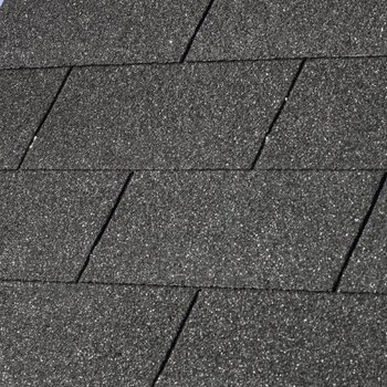 Shingles rechthoekig zwart per 3m2