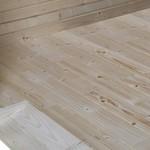 Plancher en bois complet pour abri de jardin impregné ref 7504