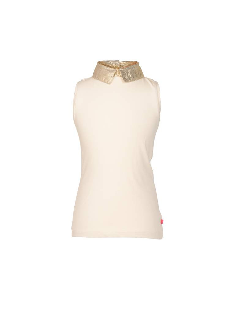 Le Big Cleo collar top gold