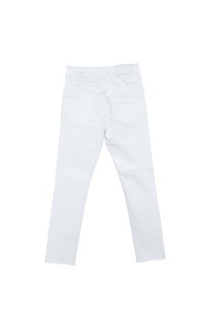 I dig Denim Madison high jeans white