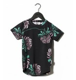 Someday Soon Louis T-shirt zwart