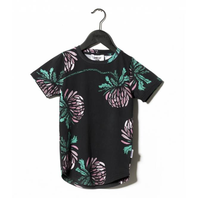Someday Soon Louis T-shirt black
