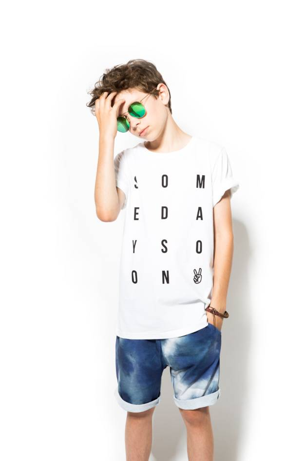 Someday Soon Hope T-shirt white