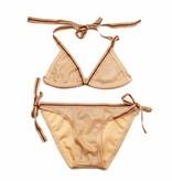 Cazandomariposas  Luna bikini gold