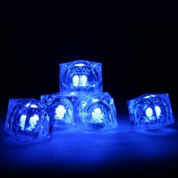 light up ice cubes led ice cubes only blue glowfactory co uk