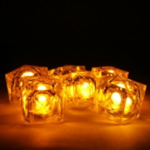 wholesale in light up ice cubes yellow glowfactory co uk
