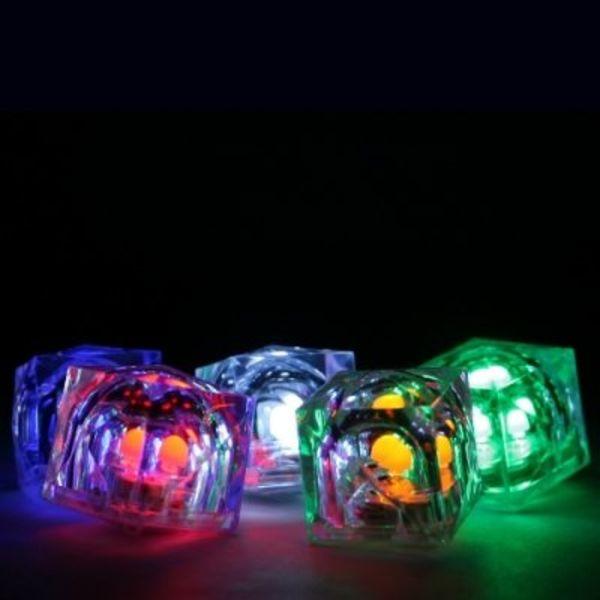 rgb led ice cubes light up ice cubes multi colour glowfactory co uk
