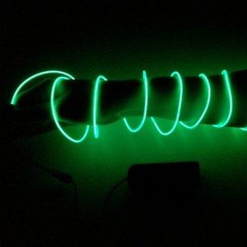 EL Wire 2 meter Green