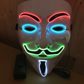EL Wire Mask