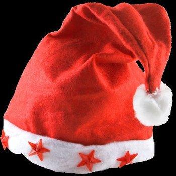 Flashing Santa Hat / Christmas hat with light
