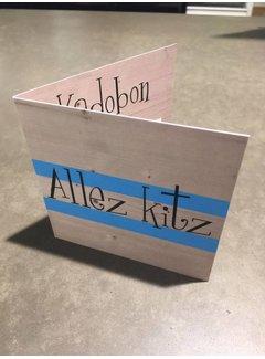 Allez-Kitz Kadobon €5,-