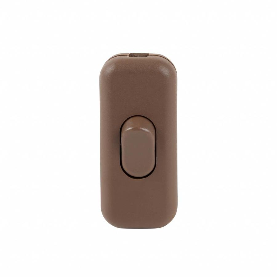 Cord switch brown-1