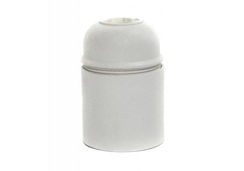 Inner fitting thermoplastic white E27