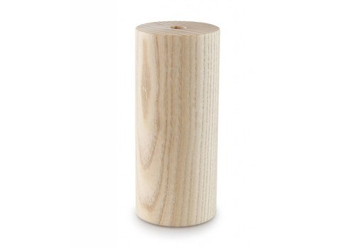 Wooden Lamp Holder 'Woody' Cylinder large
