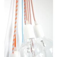 thumb-Metal Lamp Holder 'Soren' white E27-2
