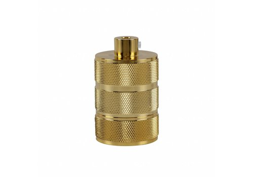 Fitting 'Hallvor' metaal Goud