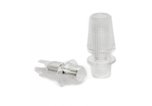 Strain Relief Transparent (valve head)