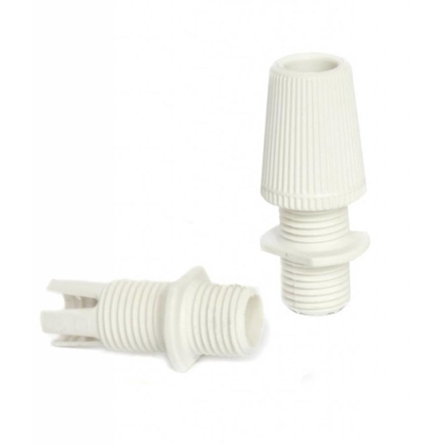 Strain Relief White (valve head)