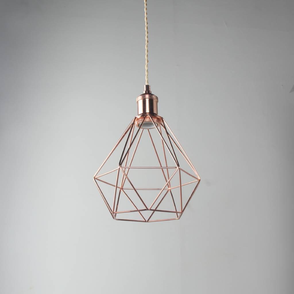 Cage Frame \'Ludvig\' copper - KYNDA