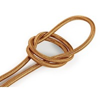 thumb-Fabric Cord Whiskey - round, solid-1