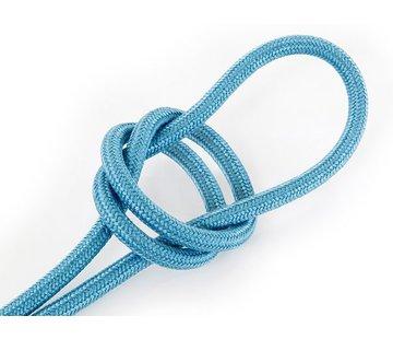 Kynda Light Strijkijzersnoer Blauw - rond, linnen