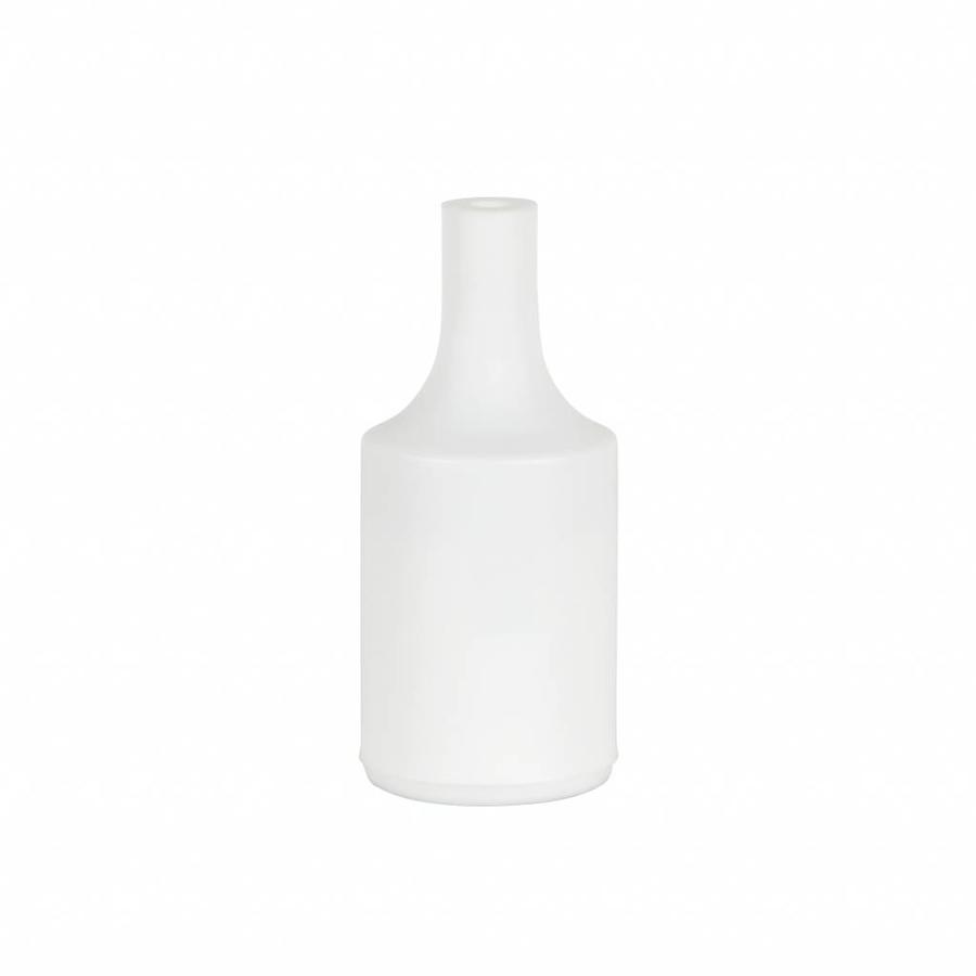 Silicone Lamp Holder Kare white E27