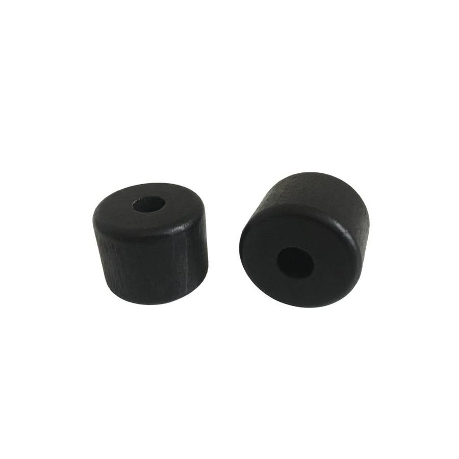 Pearl wood black cylinder small-2