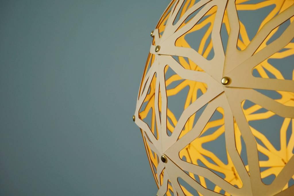 Grote Geometrische bollamp Nagoya
