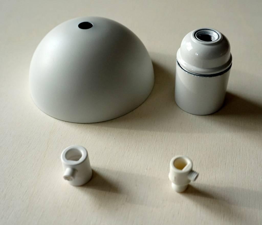 Standaard Geometrische bollamp Fukuoka Bouwpakket