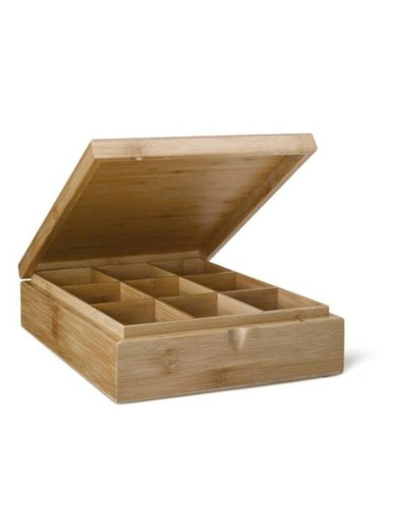 &Klevering Box for teabags