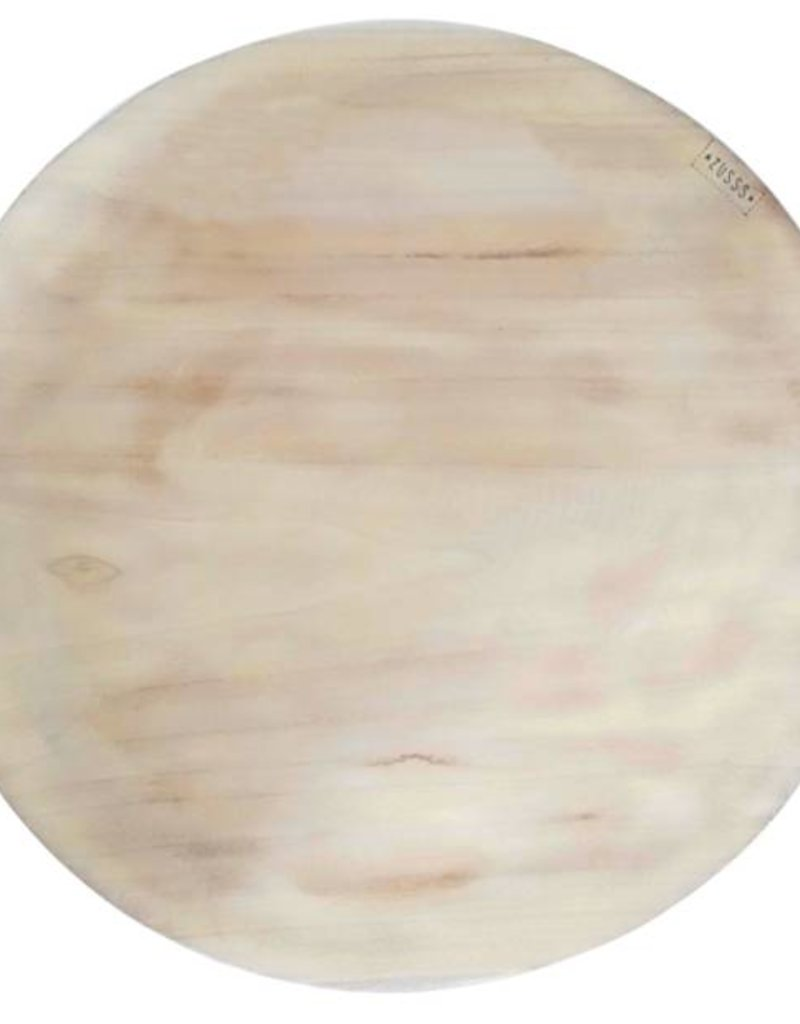 Plate wood