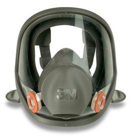 3M 3M 6000 Series Full Face Mask L