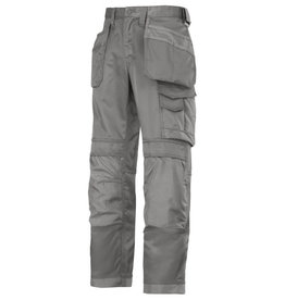 Snickers Workwear Holster Pocket Canvas+ Trousers