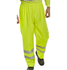 B Seen Hi Vis PU Trousers