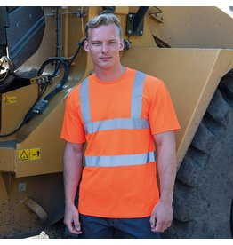 RTY Workwear Hi Vis T Shirt