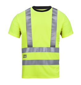 Snickers Workwear Hi-Vis AVS T-Shirt