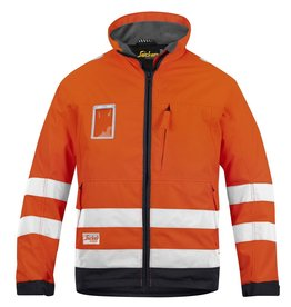 Snickers Workwear Snickers Hi-Vis Winter Jacket.