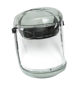 Scott F800 Visor Carrier complete with chinguard.  Face shield/visor sold separately.