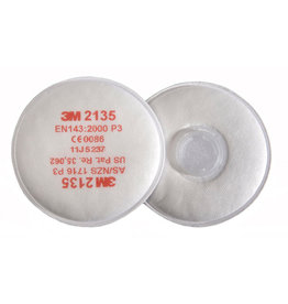 3M P3 Filter Pair