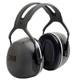 3M Peltor X5 Headband  Ear Muff SNR 37db