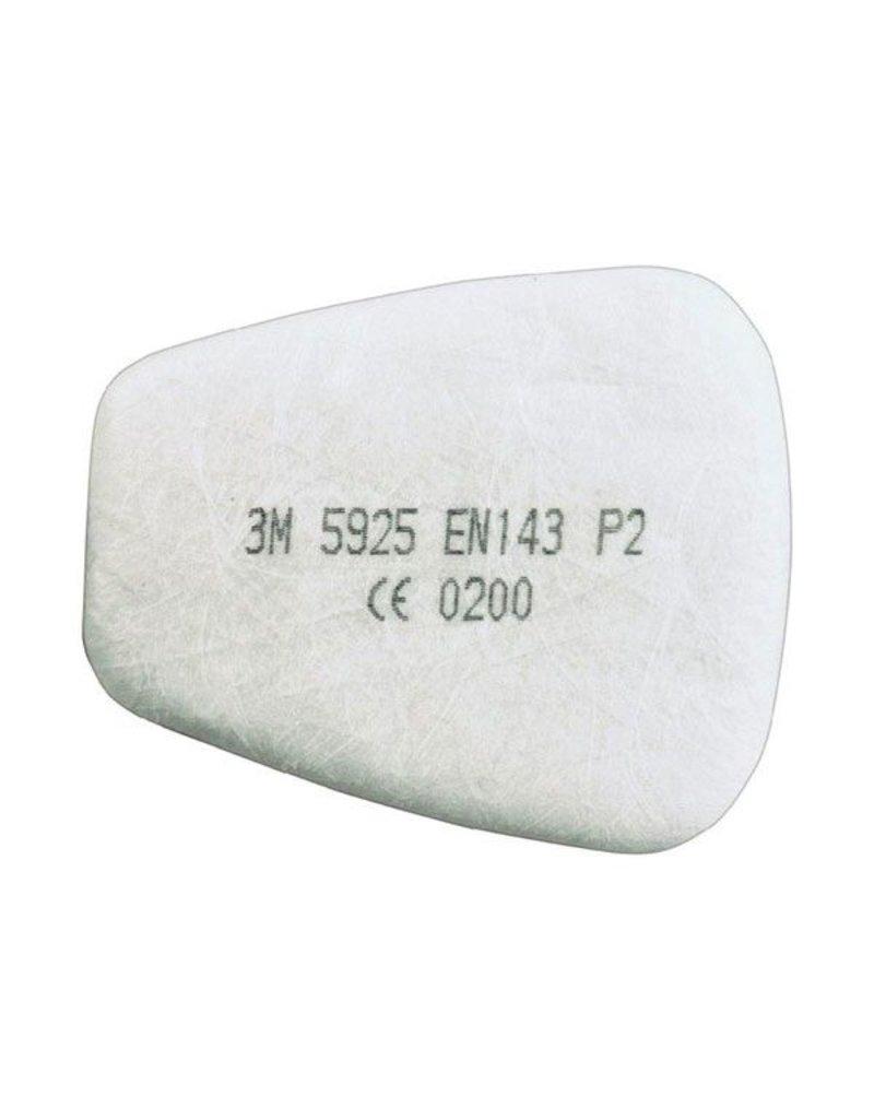 3M 3M 5925 P2R PRE FILTER (1PAIR)