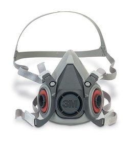 3M 3M Half Face Mask