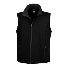 Result Printable Softshell Bodywarmer - Men