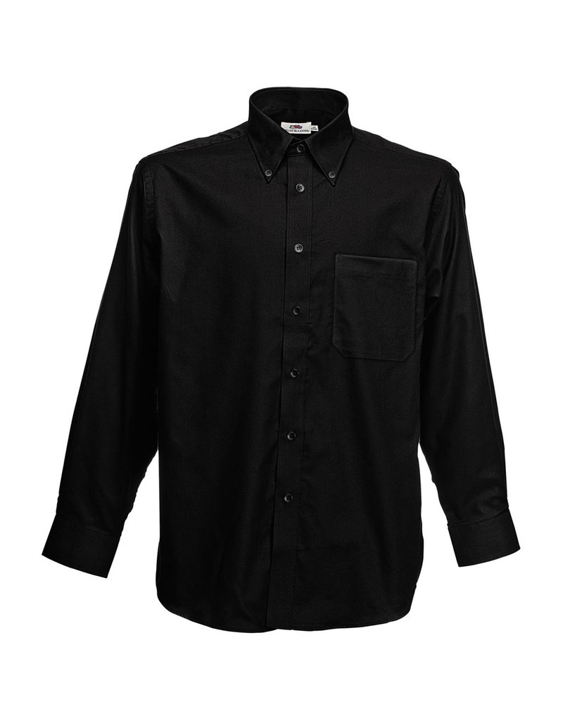 Fruit of the Loom Fruit of the Loom. Oxford Long Sleeve Shirt